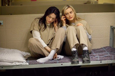 Orange is the New Black: Piper and Alex