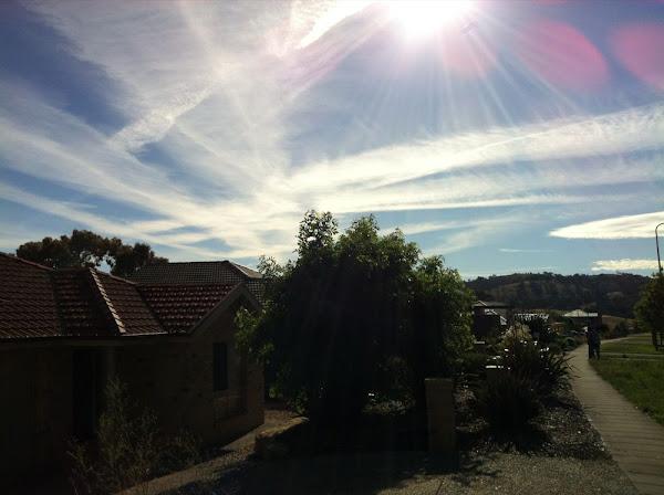 canberra skies