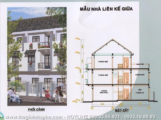 Bán nhà Khu nhà ở Đất Việt   Q. Bình Tân giá gốc chủ đầu tư
