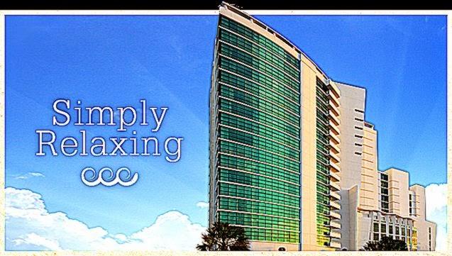 Oceanfront Myrtle Beach Hotel • Sandy Beach Resort