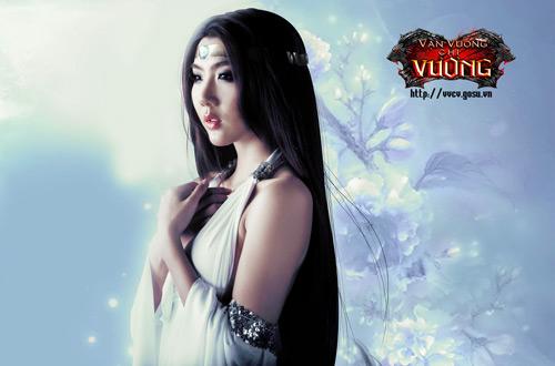 Ngọc Quyên biến thành nữ thần Vạn Vương Chi Vương 1