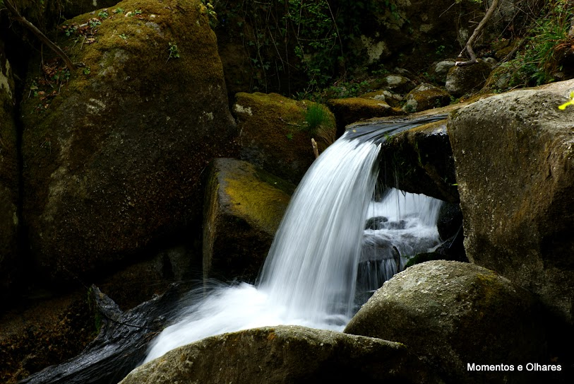 Rio Vizela no Pontido