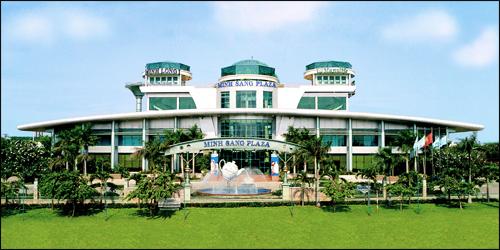 Trung tâm thương mại Minh Sáng