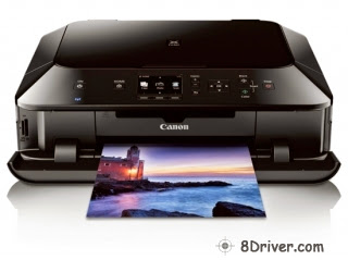 download Canon PIXMA MG5420 printer's driver