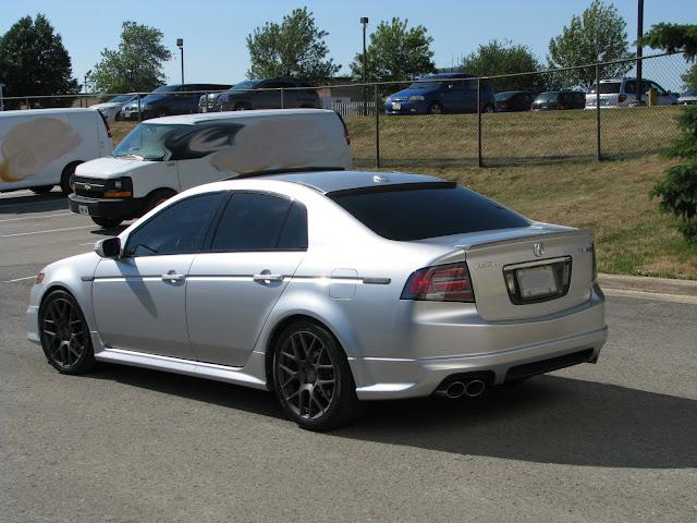 Jon2000's 2008 Acura TL Type S - ASM - AcuraZine - Acura