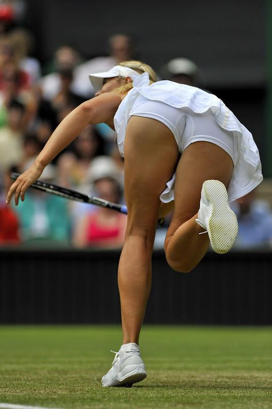 смотреть фото засветы в женском теннисе