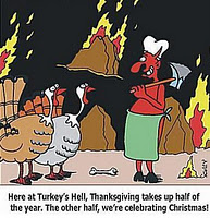 Buddhist Cruelty Free Thanksgiving Image