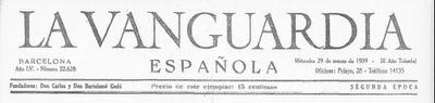 lvanguardia espanola