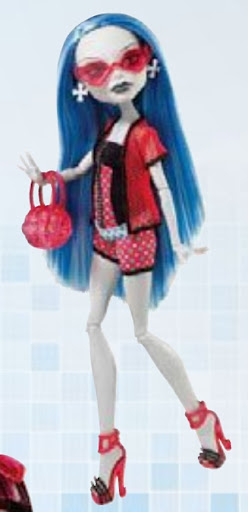 Gloom Beach Wave 2: Ghoulia