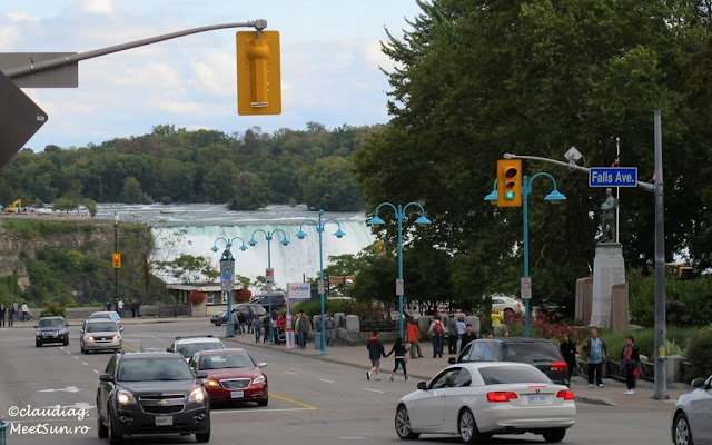 strazi in Niagara Falls