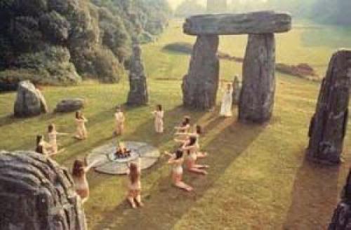 A Pagan Summer Solstice