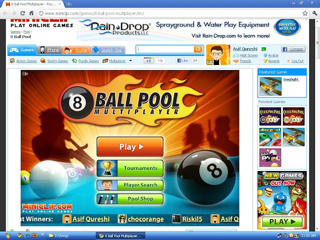 8 ball pool roulette
