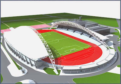 Stadion Miejski RKS Radomia - Radom