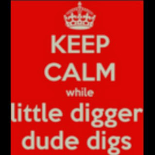 Little Digger Dude
