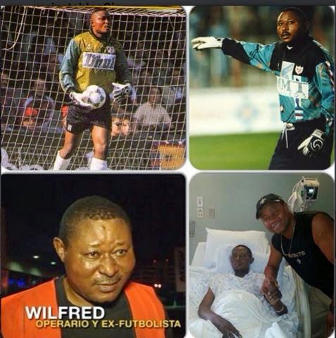 Wilfred Agbonavbare