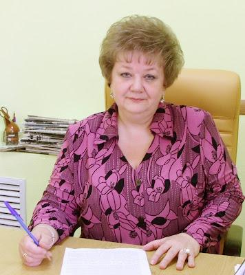 Председатель Курского областного комитета профсоюза работников народного образования и науки РФ Ирина Васильевна Корякина