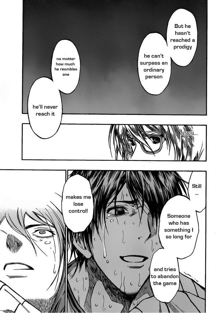 Kuroko no Basket Manga Chapter 165 - Image 17