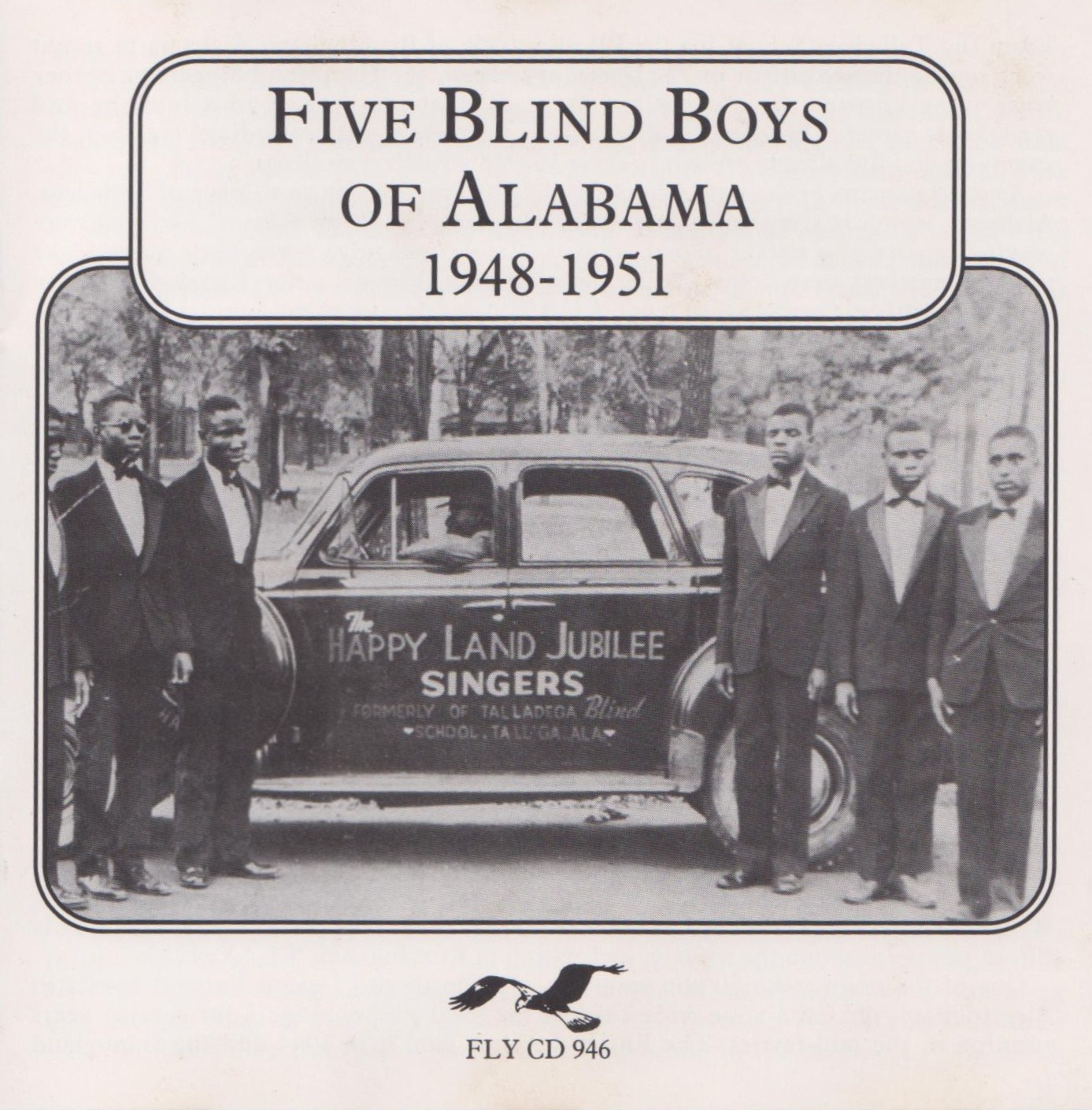 Five Blind Boys Of Alabama 1948-1951 | MilChapitas