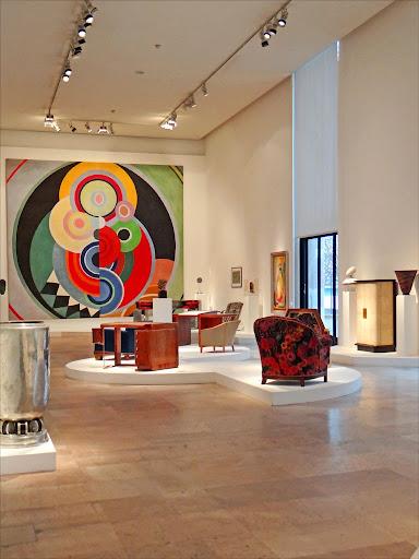 Musée d'art moderne de la ville de Paris. From Discovering Authentic Paris