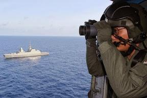 Satelit terima isyarat 'ping' dari pesawat hilang