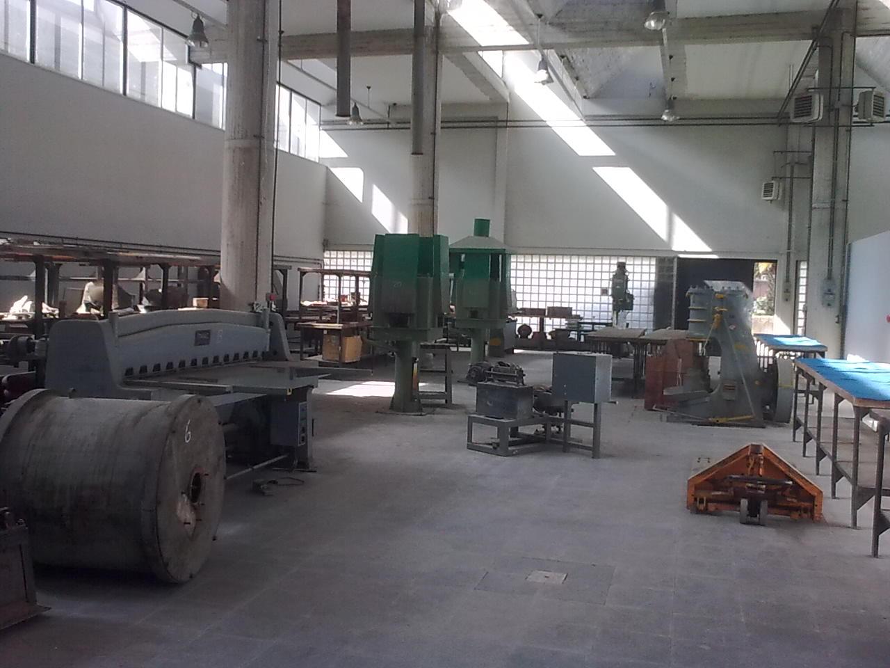 Piazza armerina un museo della tecnica all industriale infatti l