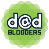 Dad Bloggers FB Group Logo