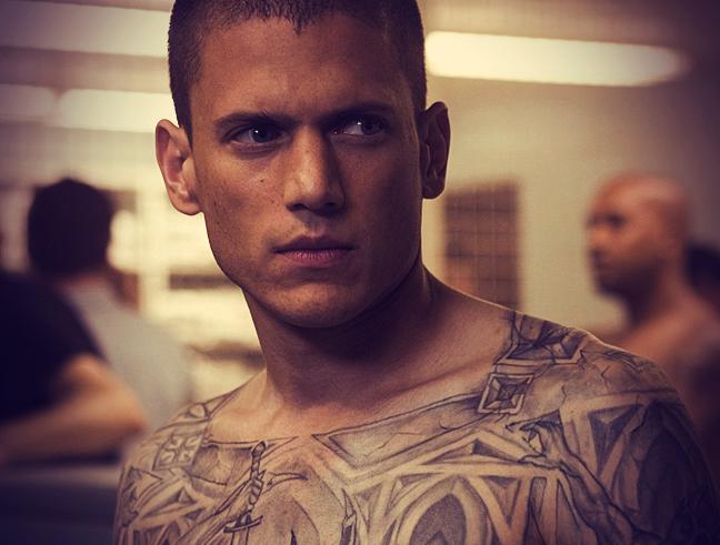 prison break, breakout kings, prison break tattoo, full body tattoo