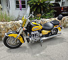 1997 Honda Valkyrie 1500 GL, Florida, Bumblebee yellow and black, 15,000 miles