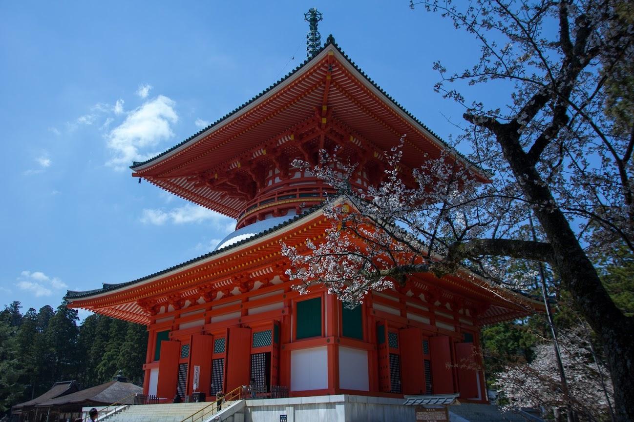 danjogaran daito pagode