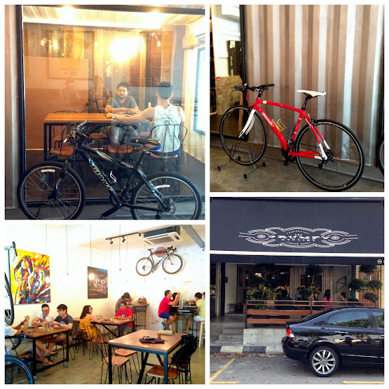 Grumpy Cyclist Cafe TTDI