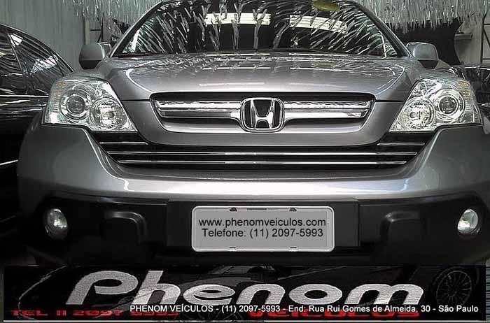 Honda CRV 2008 usada LX 4X2 Automática - Frente