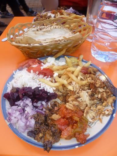 Shwarma from Fast Food Alahbab