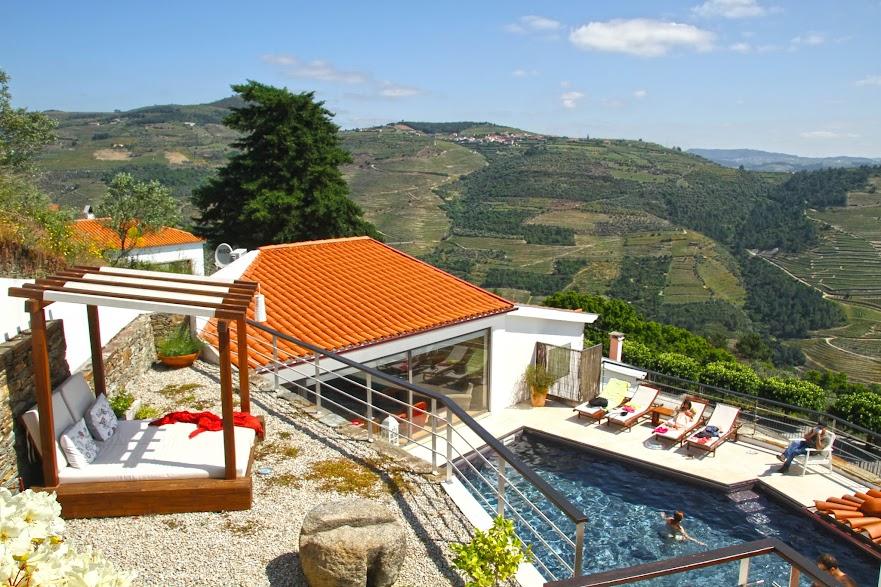 Fim de semana em família no Douro, na Casa de Gouvães | Portugal