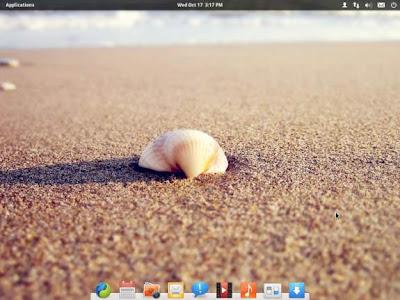 Elementary OS Luna Beta 1, disponible… y preciosa