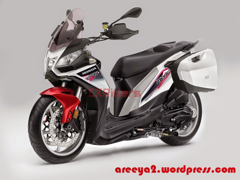 modifikasi honda beat fi