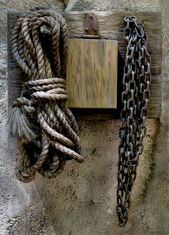 Bondage and other things at Disney World.