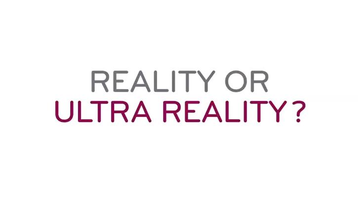 #面試遇到慧星撞地球?:LG ULTRA HD TV 廣告影片真實呈現! 1