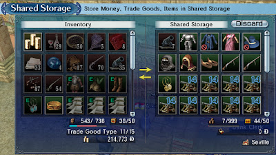 uncharted waters online handicrafts guide