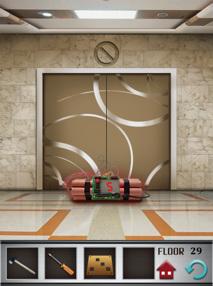 100 Floors Level 29 Walkthrough Doors Geek
