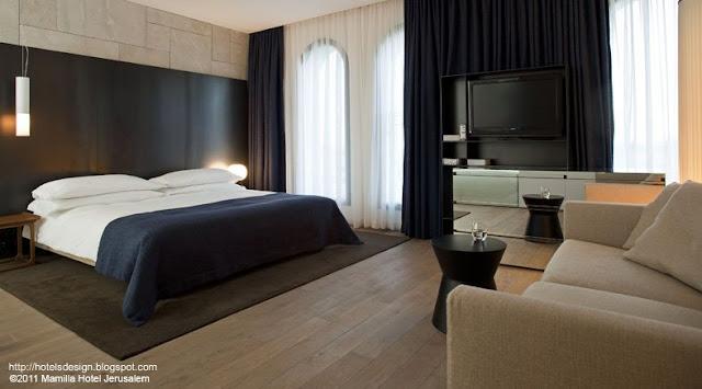 Mamilla hotel Jerusalem_Moshe Safdie_Piero Lissoni_16_Les plus beaux HOTELS DESIGN du monde