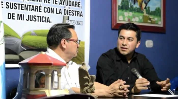 Entre Palabras - entrevista al Diputado Rodolfo Castañon