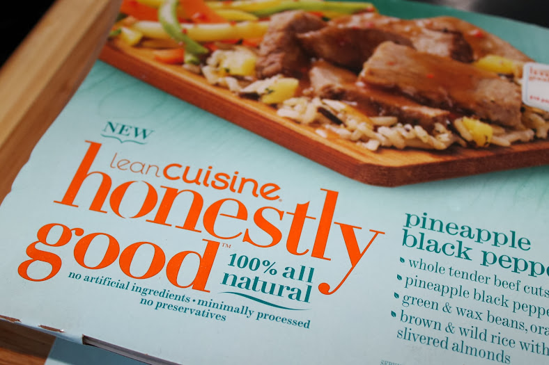 Healthy Lunch Ideas: Lean Cuisine #HonestlyGood Frozen Meals