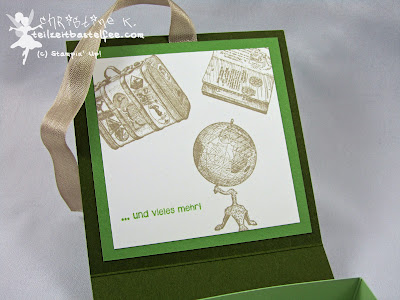 Stampin' Up! - In{k}spire_me #183, Traveler, Eins für Alles, And many more, Box, Verpackung