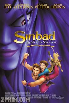 Sinbad: Huyền Thoại 7 Đại Dương - Sinbad: Legend of the Seven Seas (2003) Poster