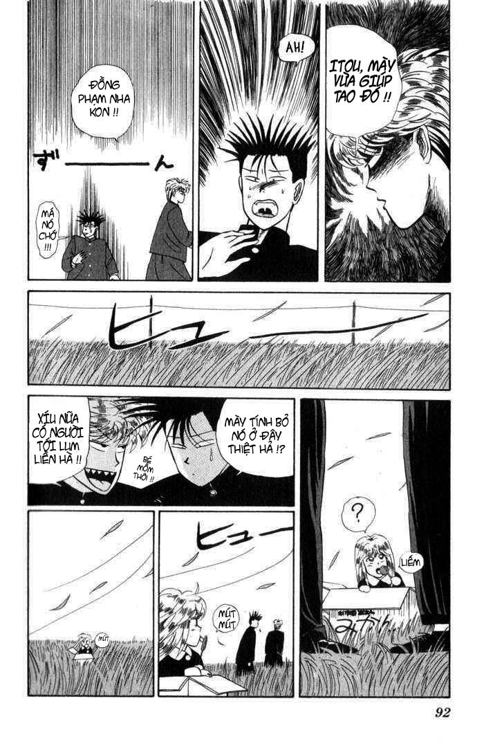 Kyou Kara Ore Wa!! Chap 4 - Truyen.Chap.VN