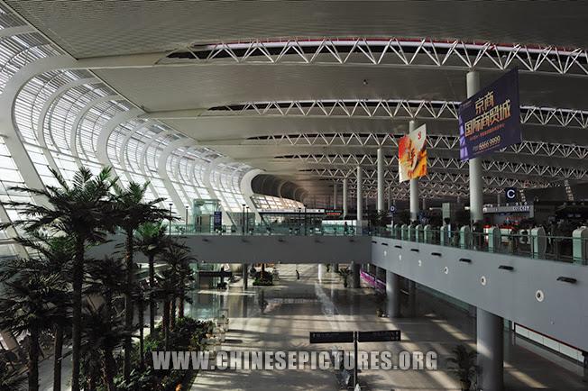 Hefei Airport Photo - Inside