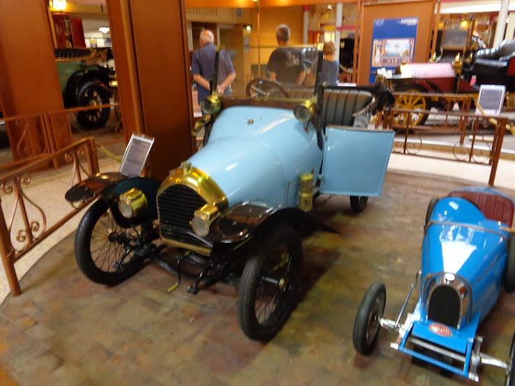 Musée de l'aventure Peugeot à Sochaux DSC01154