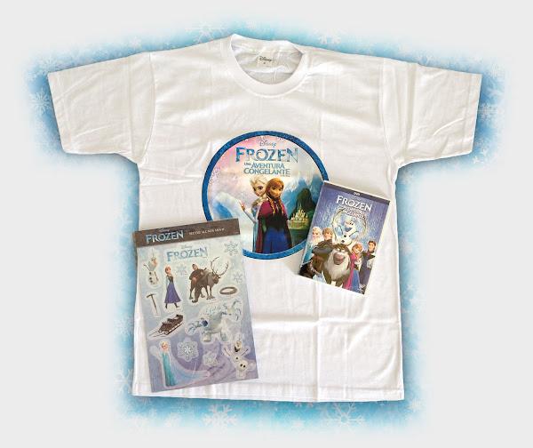 Camisa Frozen
