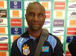 Le sélectionneur des Léopards de la RDC, Florent Ibenge, à la Can 2015 en Guinée Equatoriale. Radio Okapi/Ph. Nana Mbala.