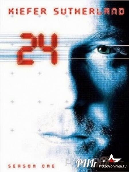 Phim 24 giờ sinh tử (24 giờ chống khủng bố) - Phần 1 - 24 (Season 1) - VietSub